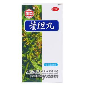 Huo Dan Wan treat sinustitis chinese medicine due to interior accumulation of dampness and turbid