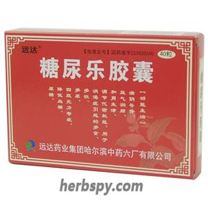 Tang Niao Le Jiao Nang for lower blood sugar lower urine sugar.